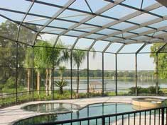 central first choice in aluminum screen enclosures