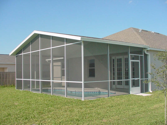 Solid Roof Enclosure Gallery Armstrong Aluminum