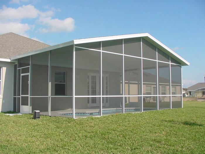 Screened pool enclosure pictures HOMES - Marco Island Rental Properties, Inc
