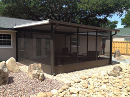 Orlando Solid Roof Enclosures Florida Rooms And Sunrooms Armstrong Aluminum